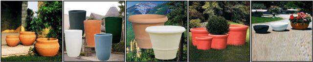 大型 樹脂植木鉢 イタリア製 マルキオーロ社 高品質 豊富なデザイン