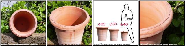 高級 ベノッチ 高品質 アルトポット 輸入テラコッタ植木鉢
