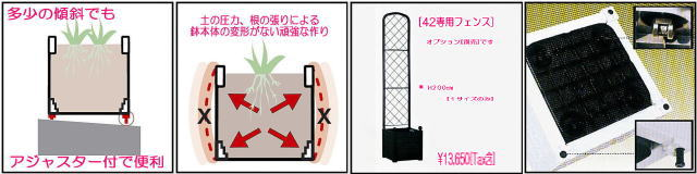 高級輸入植木鉢 ボーラ鉢  マルキオーロ社製 移動楽々 人気大型樹脂橋 箱形タイプ  話題性