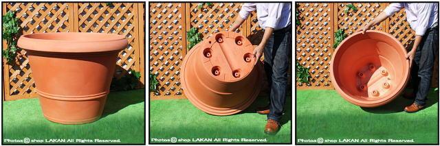 キャスター 豊富 クエンカ鉢 デザイン マルキオーロ社 サイズ ポリエステル樹脂製 高級輸入樹脂植木鉢