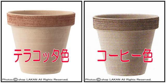 イタリア製 DR0131 人気 円状型 植木鉢