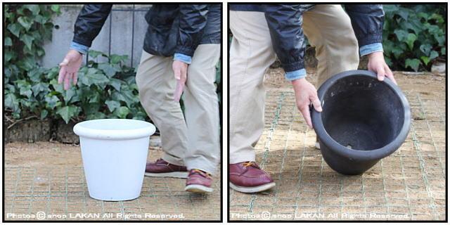 植木鉢 樹脂製 フォリオ