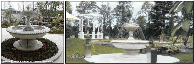 循環 大型 噴水 パレルモ