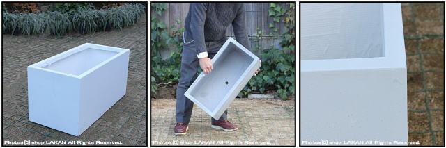 樹脂鉢 大型 正角型鉢 プランター