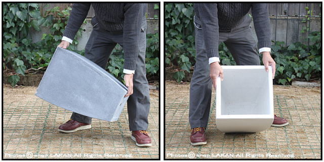 樹脂鉢 角型 スクエア プランター