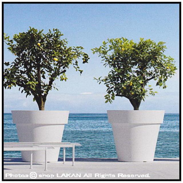 ユーロスリー 樹脂製植木鉢 2542