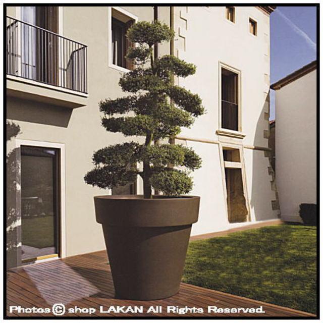 2542 Euro3Plast ユーロ3 樹脂製植木鉢