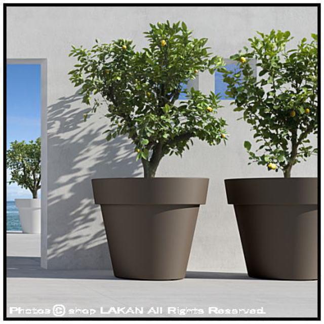 2543 Euro3Plast ユーロ3 樹脂製植木鉢