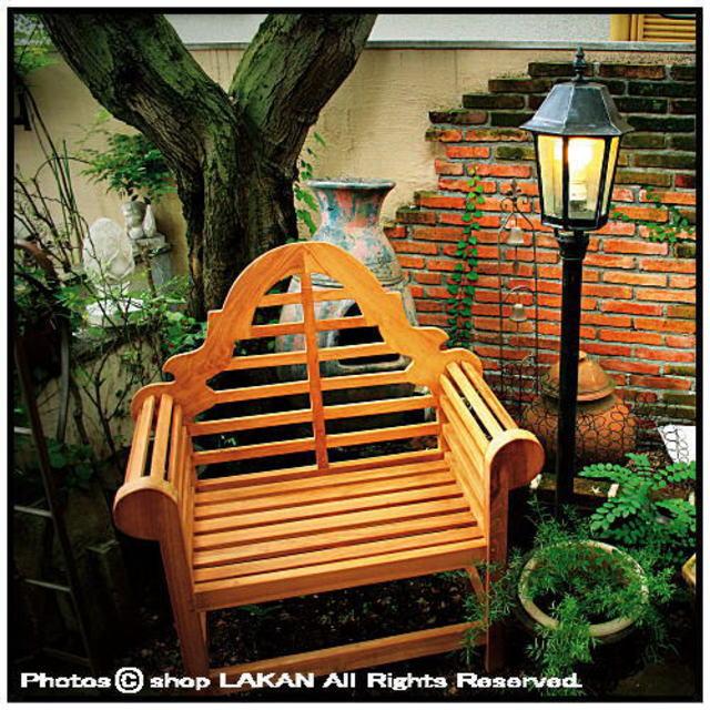貴族チェア インドネシア ガーデン家具 チーク製 屋外家具 ジャービス アーム付き