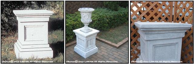 ギリシア 彫像 高級感 重厚 花台