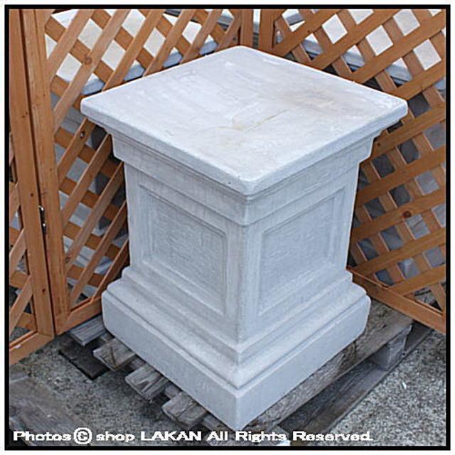 ガーデン 台座 彫像 ギリシア