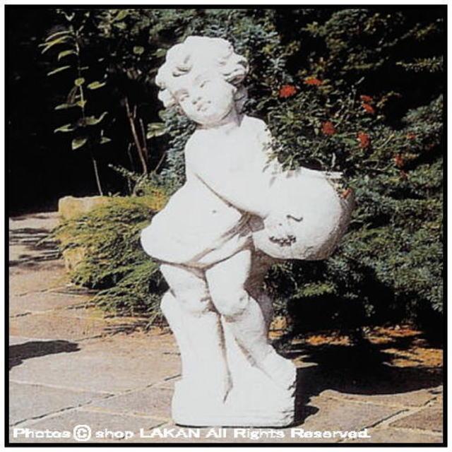 石像 アンジェリコ ガーデン置物