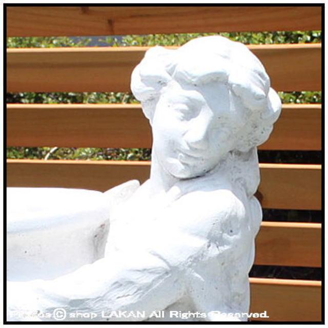 石像 洋風 オブジェ マニュエラ