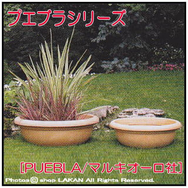 ポリエステル樹脂製 広口平鉢 プエブラ鉢 高級輸入樹脂植木鉢 デザインもサイズも豊富 マルキオーロ社