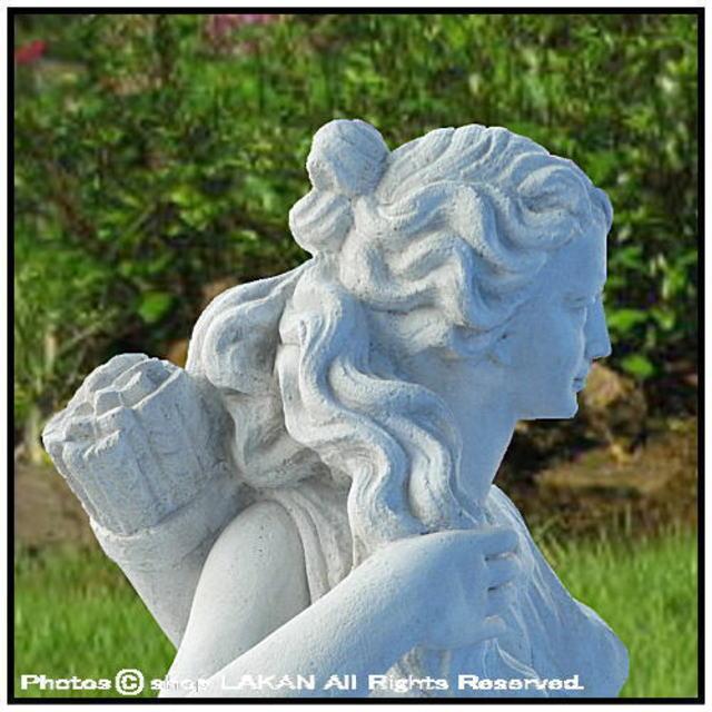 庭園 洋風 ヴィーナス 大型 石造