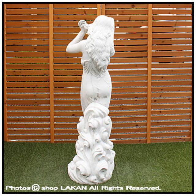 洋風 彫像 置物 恥じらいのヴィーナス