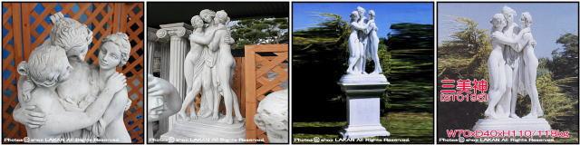 高級感 ヴィーナス 彫像 重厚