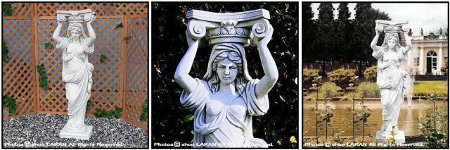 ヴィーナス 彫像 高級感 重厚