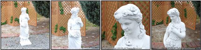 ガーデン ヴィーナス 春の乙女 大型