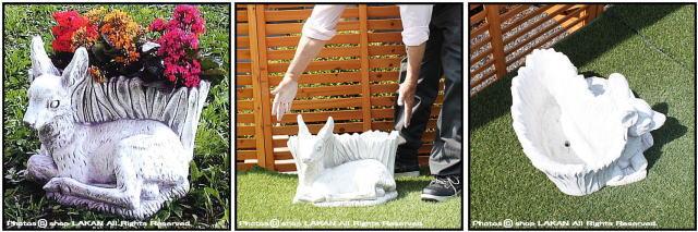 オブジェ 動物像 彫像