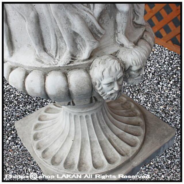 花鉢 ネローネ 石造 カップ型