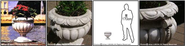 イタリア エークリーデ 石造 カップ型